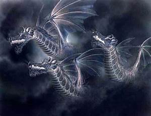 Image Gallery lightning dragon