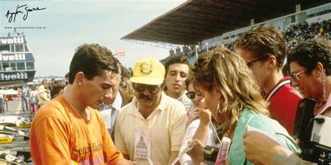 Portuguese Grand Prix – 1986 - The history of Ayrton Senna