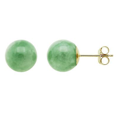 10mm Green Jade Bead Stud Earrings In 14k Yellow Gold  Bj. Anklets For Women. Charm Bangle. Square Cut Engagement Rings. Small Gold Bangle Bracelet. Lotr Wedding Rings. Thick Gold Bangle Bracelet. Oval Cut Engagement Rings. Designs Beads