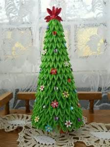 Christmas Trees Craft Ideas for Adults