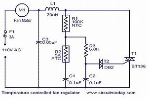 Student Yuva  Temperature Controlled Fan Regulator