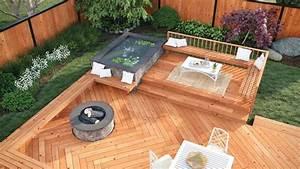 Decoration Terrasse En Bois : d co terrasse teck ~ Melissatoandfro.com Idées de Décoration