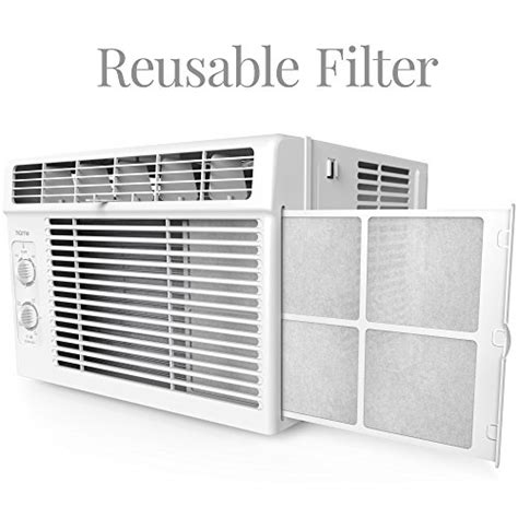 window fan with filter home 5000 btu window mounted air conditioner compact 7