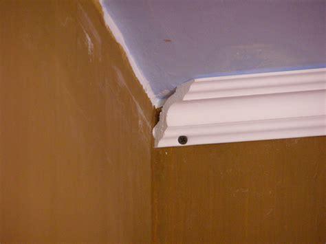 corniche polystyrene pour plafond d 233 coplus poser des corniches en polystyr 232 ne m 233 thode viss 233 e
