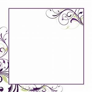 creative and inspiring blank wedding invitation templates With wedding invitations layout blank