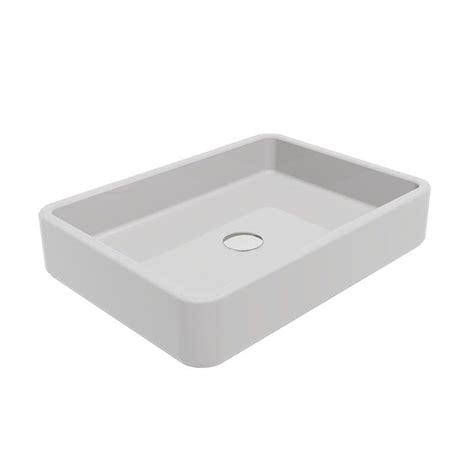 vasque 224 poser 52x38 cm c 233 ramique alba