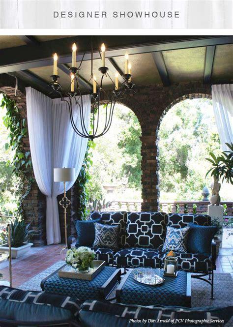 robert allen design a must see outdoor showhouse space robert allen design