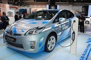 Batterie Voiture Hybride : la voiture hybride lectrique voiture electrique ~ Medecine-chirurgie-esthetiques.com Avis de Voitures