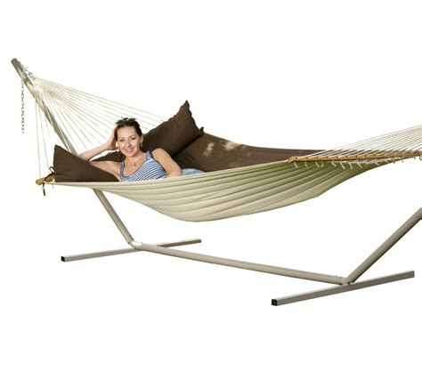 support hamac chaise hamac alabama style arabica avec support