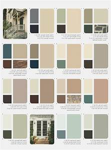 Modern Exterior House Color Combinations - m Wall Decal