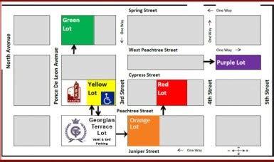 fox theater parking garage hamilton in atlanta tickets times dates patch
