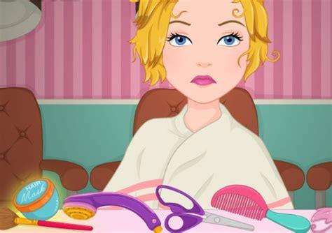 jeux gratuit de cuisine et de coiffure catastrophe capilaire chez cendrillon sur jeux fille gratuit