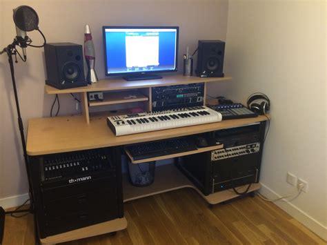 studio rta creation station studio desk cherry studio rta producer station image 725790 audiofanzine