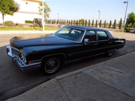 purchase   cadillac fleetwood brougham original