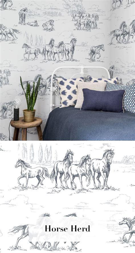 ideen schlafzimmer pferde herd in 2019 tapetenkollektion palette