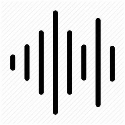 Equalizer Icon Audio Sound Voice Recording Notes