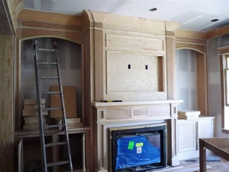 cabinets next to fireplace 1000 images about built ins on pinterest in the heights