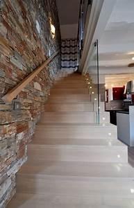 hurpeau mousist createur d39escalierstendances deco With deco montee d escalier