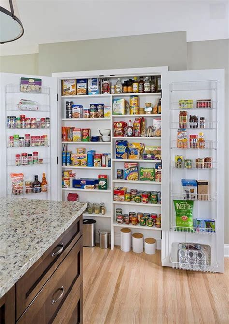 Pantry Design Ideas Small Kitchen 53 Mind Blowing Kitchen Pantry Design Ideas Closet