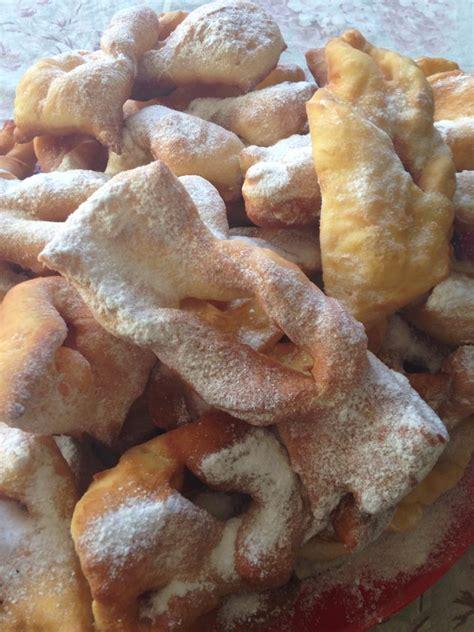 bugnes moelleuses spécialité lyonnaise valvanille recette cuisine companion