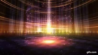 Stage Lights 4k Curtain Aa Animation Vfx