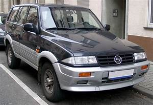 Ssangyong Musso 1993-2005 Service Repair Manual