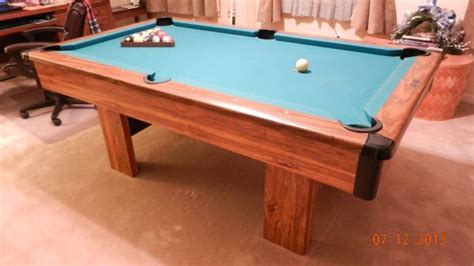 how much is a slate pool table worth 6 ft table is this one good