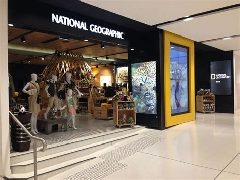 Tsa Projects  Retail  National Geographic