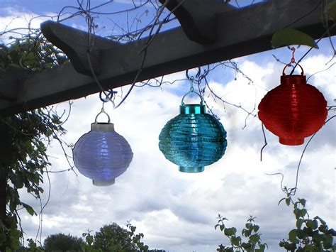 Led Lampions Garten Led Lampions Garten Gdealer Solar