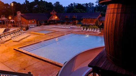 disney world cabins pools at disney s fort wilderness resort walt disney