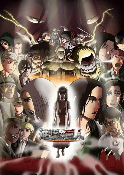 Titan Season Attack Final Aot Wallpapers Anime