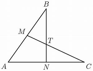Triangle Geometry Questions