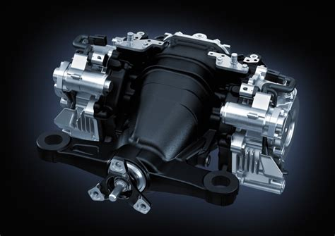 torque vectoring the lexus torque vectoring differential explained