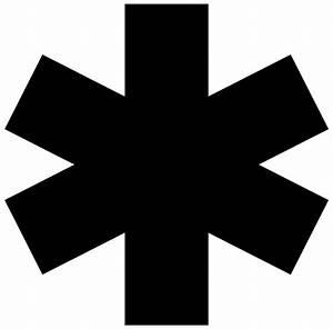 Paramedic Logo - Simple Clip Art at Clker.com - vector clip art online, royalty free & public domain