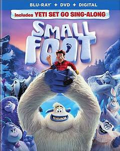 Smallfoot (Blu-Ray + DVD + Digital HD) | ReadJunk.com ...