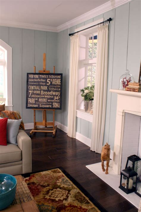 remodelaholic beach themed living room