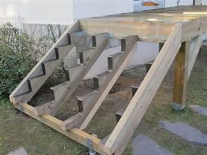 terrasse sur pilotis avec vis de fondation sans mettre de With maison bois sur plots 0 fondation pneu homedepaille