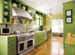 colored glass backsplash kitchen editors 39 picks our favorite green kitchens this house