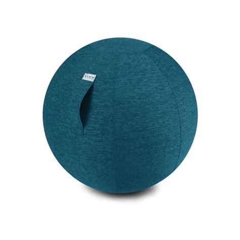 siege ballon vluv leiv siege ballon pouf gymball pour salon bureau