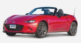 sports car reviews consumer reports