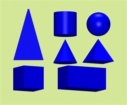 Shapes 3d Clip Geometric 2d Clipart Designs