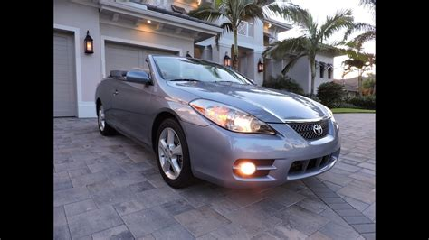 Toyota Solara Convertible For Sale by 2007 Toyota Camry Solara Sle Convertible For Sale By Auto