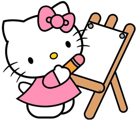 kitty clip art cartoon clip art