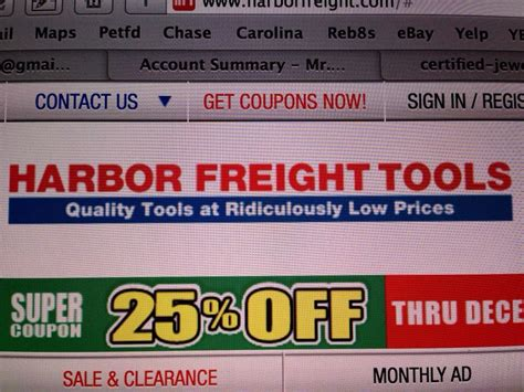 harbor freight phone number harbor freight tools hardware stores 851 hwy 17 s
