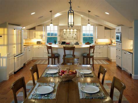 Cozy Cottage Kitchen  Traditional  Kitchen  Boston By