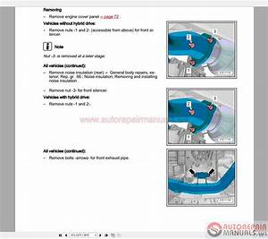2010 Audi A6 Service Repair Manual Software