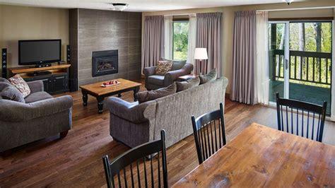 Multibedroom Condos  Deerhurst Resort Muskoka Ontario