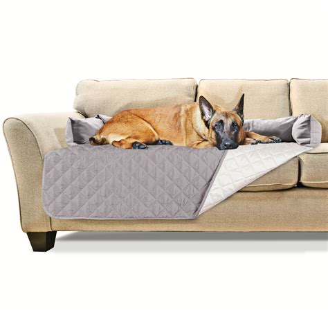 furhaven pet bed furhaven sofa buddy pet bed furniture cover ebay