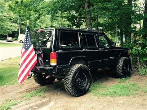 Xj With The American Flag Page 2 Jeep Cherokee Forum