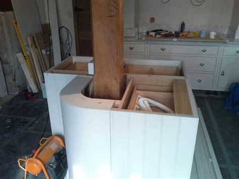 Fitting Corian Worktops by Corian Worktops Bespoke Manufacturing Counter
